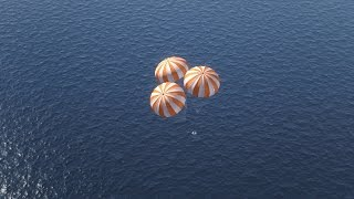 Orion: Parachutes