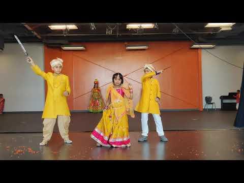 Rajasthani fashion show !! Basis Phoenix primary World Fair