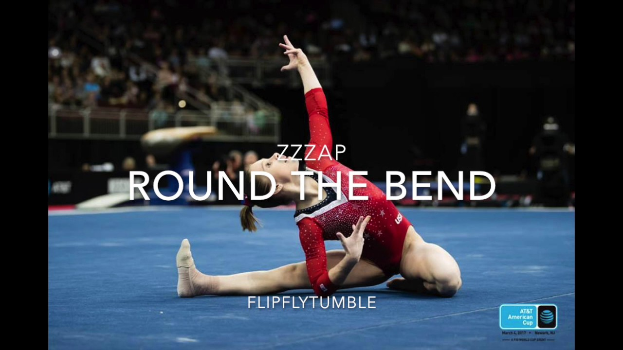Round The Bend Cute Gymnastics Floor Music