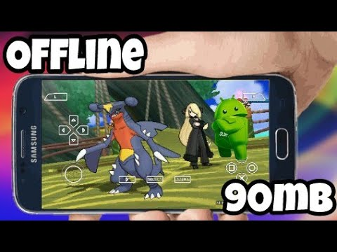 [90mb] Download Pokemon Game OFFLINE For Android || Like Pokemon Xy || 2018