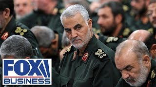 Rep. Waltz reacts to US airstrike that killed top Iranian commander