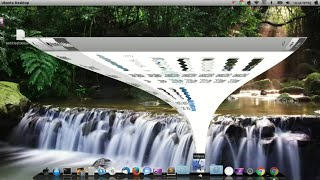 macbuntu 14 : Make Ubuntu Look Like Mac OS X - install MAC OS X Theme for Ubuntu 14.10/14.04