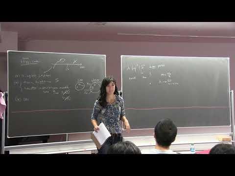 Stefania Gori (Univ. of Cincinnati): Beyond the Standard Model Phenomenology - Lecture 4