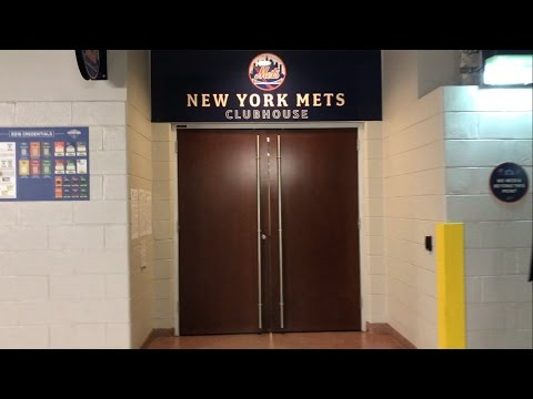 Citi Field Behind the scenes Tour