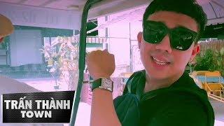 Trấn Thành bị say xe khi đi xe Tuk Tuk (Thailand 28/11/2017)