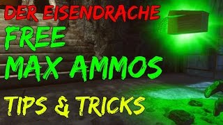 der eisendrache free max ammos ammo tips tricks   black ops 3 zombies