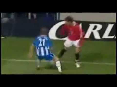 호날두 개인기 스폐셜 2(Skill special of Cristiano Ronaldo)