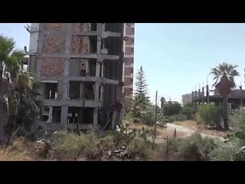 Abandoned City of Varosha, Cyprus