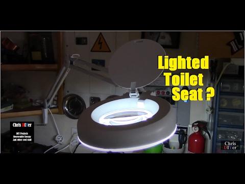 Harbor Freight Magnifying Lamp: Item # 60643 - YouTube