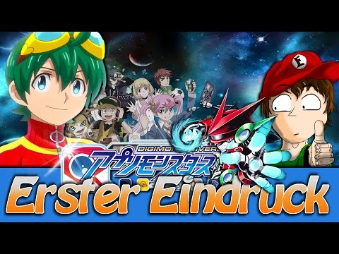 ErsterEindruck -Digimon Universe: Appli Monsters- [German]