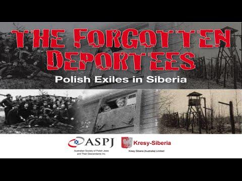 ASPJ & Kresy Siberia – The Forgotten Deportees – Polish Exiles in Siberia 20110227