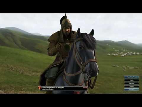 Civilization V Leader | Genghis Khan of Mongolia