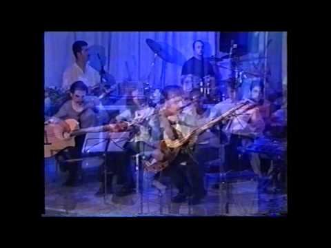 Ismet Topcu and Acoustic Band in Wien 2 - Akdeniz Production