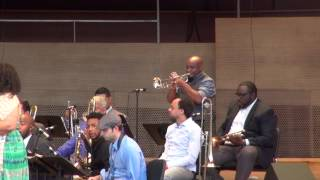 When Malindy Sings (ft. Brianna Thomas) - Milton Suggs Big Band