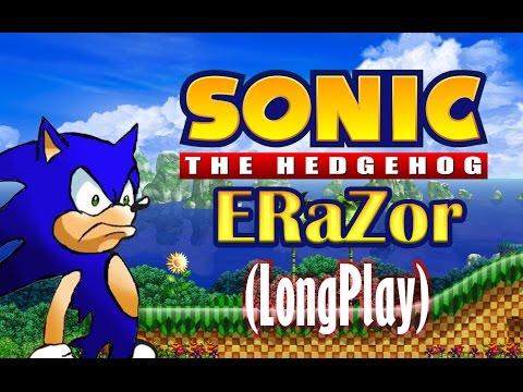 Играем в фан-игры - Sonic ERaZor (LongPlay)