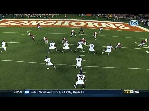 Geno Smith vs Texas 2012