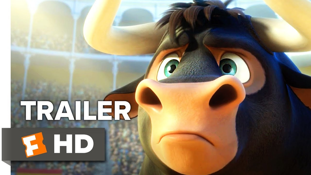 Ferdinand Trailer 2 2017 Movieclips Trailers Youtube