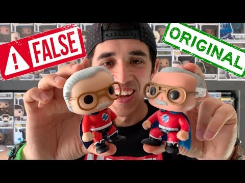 Funko Pop Pirata De $5 Vs Funko Pop Original De $50 ¿Sabrías identificar el falso? 🤔