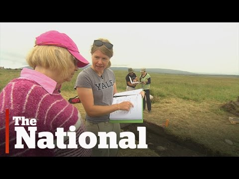 Possible Viking Site In Canada