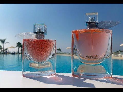 Perfume La Vie Est Belle Leclat Lancòme Reseña En Español Youtube
