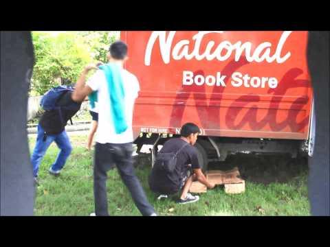KA-UBAY and National Bookstore Project Aral 2013