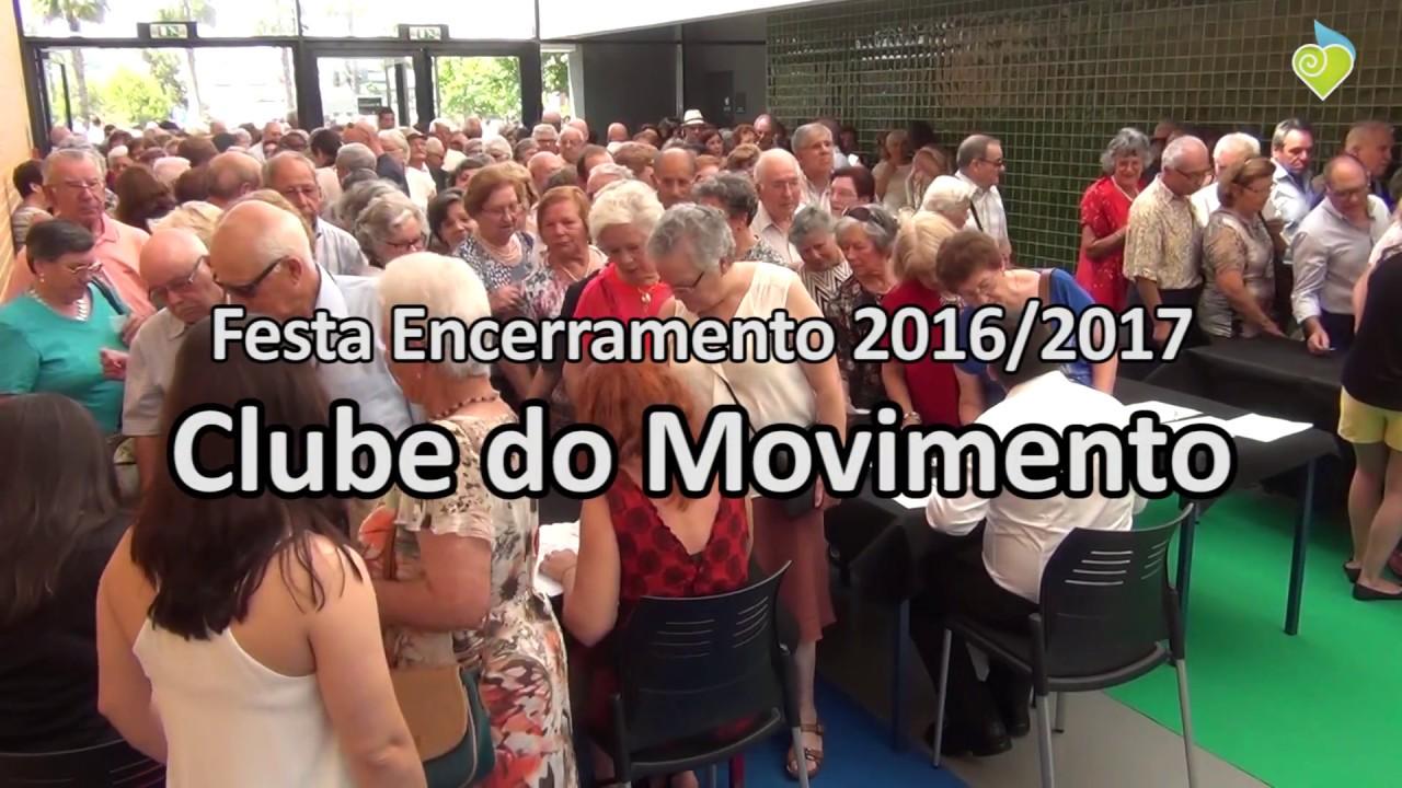 5fabf0cf0b7 Festa Encerramento Clube do Movimento 2017 - YouTube