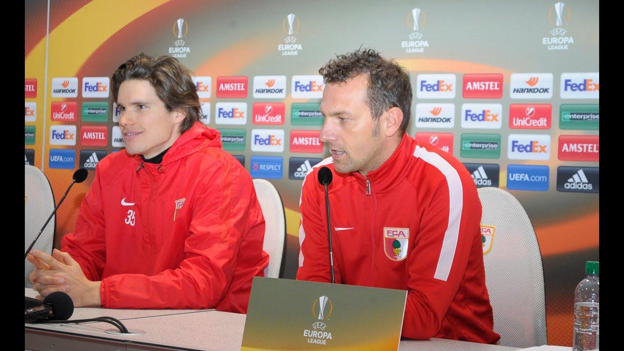 Pressekonferenz Augsburg