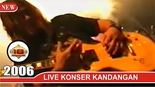 NGROCKK ABISS GETAH BAND LIVE KONSER LAMPUNG 2006