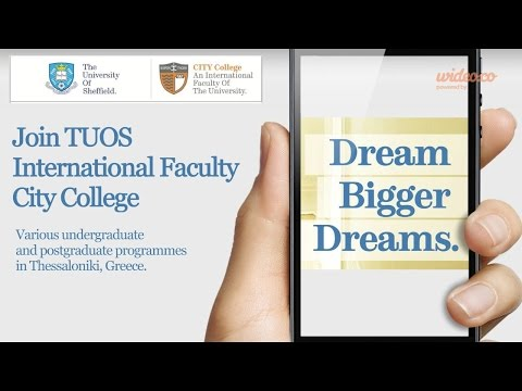 City College - Live your dreams in Thessaloniki, Greece