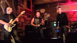 Deadly Attribute - Live @ Cronies - 04 - With Praying Hands HD