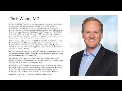 Envisioning Activity-Based Design - Chris Wood, MD