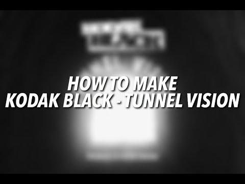 """How To Make Kodak Black's """"Tunnel Vision"""" With Garageband IOS For iPhone/iPad"""