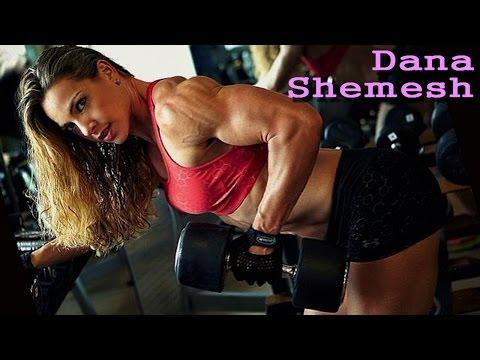 Dana Shemesh Miss Fitness Israel IFBB |
