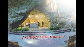 THE JESUS CAVE * INVESTIGATING THE PARANORMAL INSIDE A CATHOLIC CHURCH