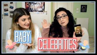 Πώς ήταν οι celebrities μωρά; #challenge || fraoules22