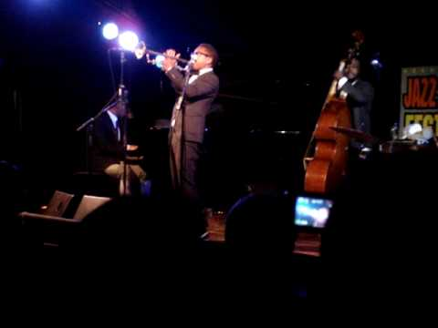 Roy Hargrove quintet feat. David Sanchez GOUVY JAZ...