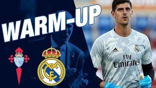 Warm-up | Celta Vigo 1-3 Real Madrid