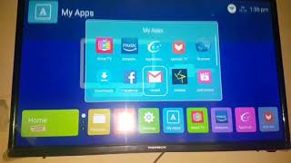 Thomson led tv  32 inch india   (big problems with tv)