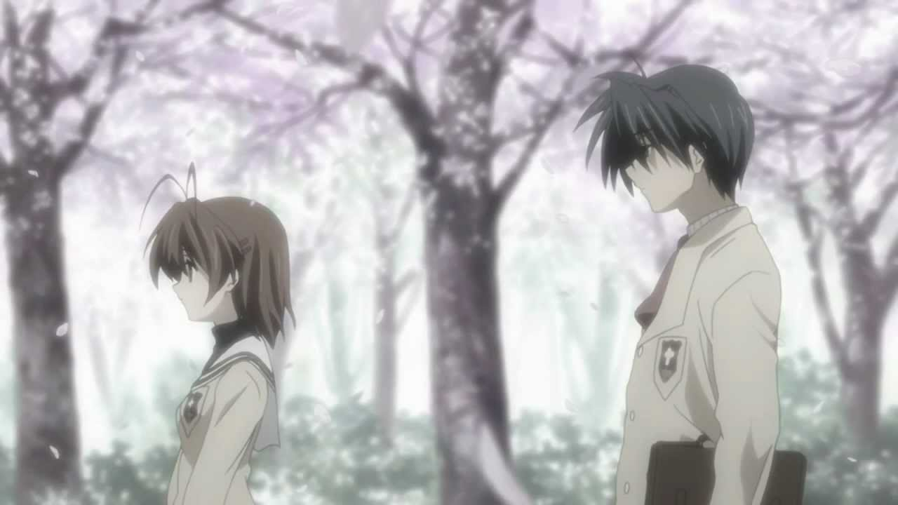 Clannad Insert Song The Girl S Fantasy Youtube