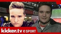 Vom 'The StrxngeR' zum deutschen Meister | kicker eSport