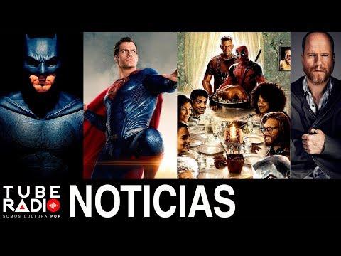 Tube Radio: ¿Jake Gyllenhaal será Batman? Rotten Tomatoes vs Justice League, Superman 2 no ocurrirá