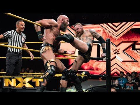 Aleister Black vs. Tommaso Ciampa - NXT Championship Match: WWE NXT, July 25, 2018