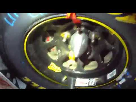 Tire Changer Has Impact Wrench Ripped From His Hands