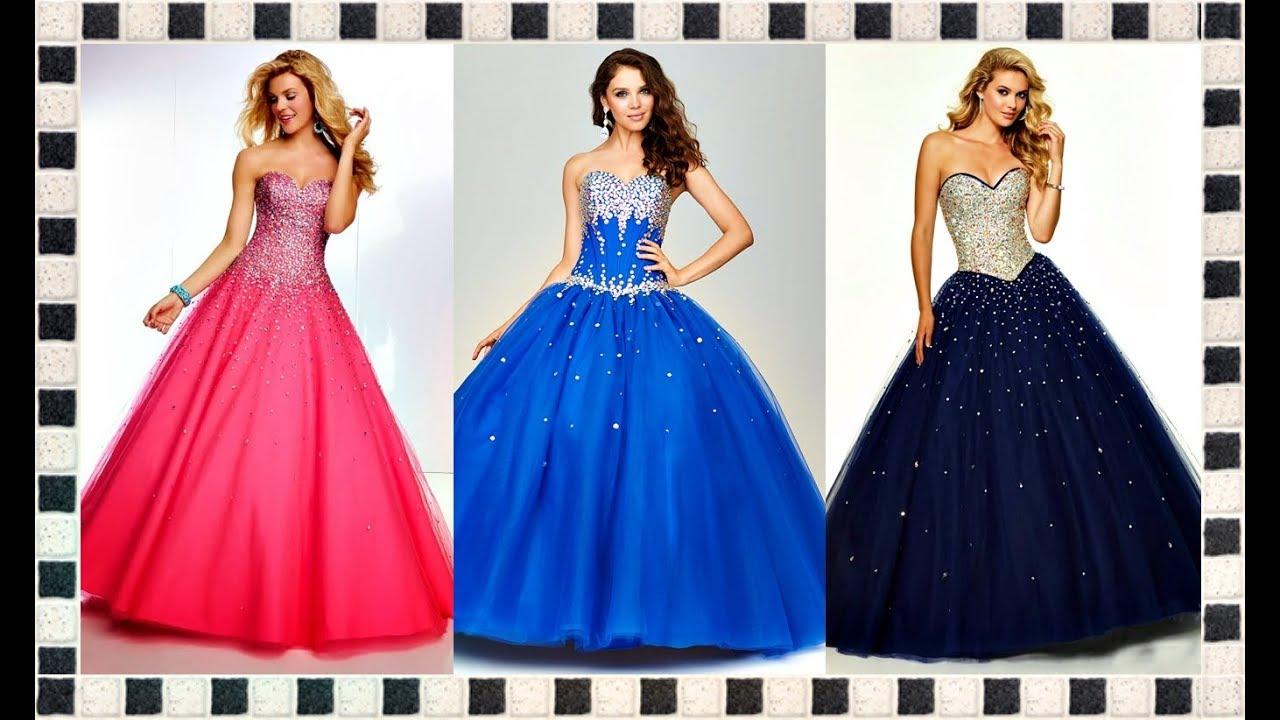 Nueva Coleccion De Vestidos Los Mejores Vestidos De Xv Años 2019