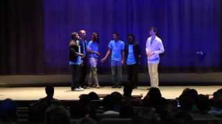 "Accafellas ""If I Ever Fall in Love"" by Boyz II Men-Glee UCF"