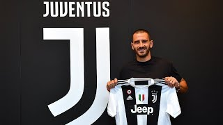 Welcome back, Bonucci! | Leo reacts to Juventus return