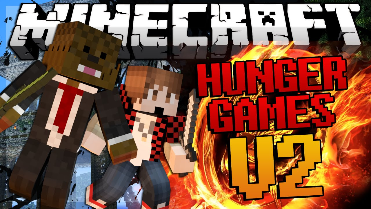 Marathon Episode 1 Minecraft Hunger Games W Bajancanadian Jeromeasf Youtube