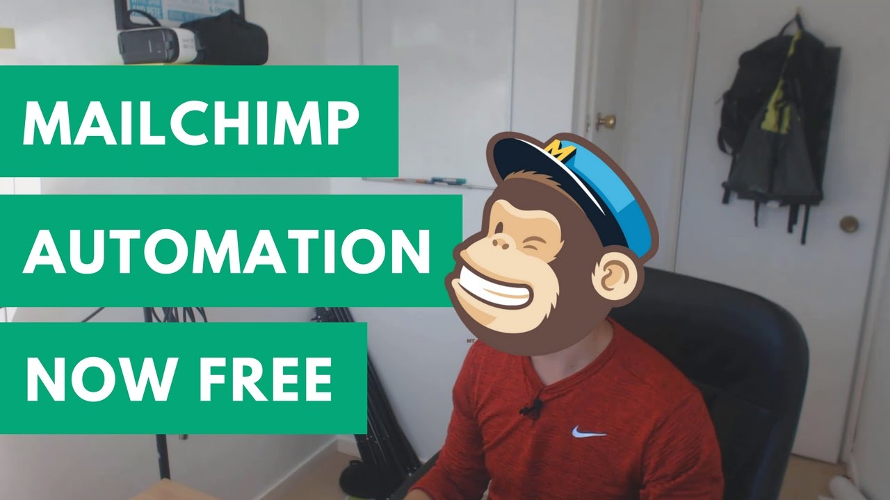 MailChimp Automation is now FREE