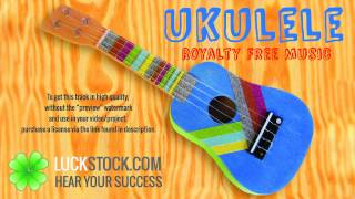 Happy Positive Ukulele Instrumental Optimistic Background Music With Whistle for Videos