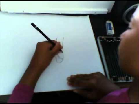 Comment dessiner une ballerine youtube - Comment dessiner un train ...